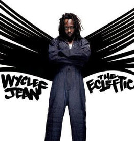 Used Vinyl Wyclef Jean- The Eclecftic