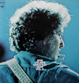 Used Vinyl Bob Dylan- Greatest Hits Vol. 2