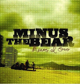 Used Vinyl Minus The Bear- Menos El Oso