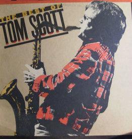 Used Vinyl Tom Scott- The Best Of