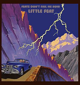 Used Vinyl Little Feat- Feats Don't Fail Me Now