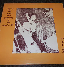 Used Vinyl Rolling Stones- Have You Seen Keef (Standing In The Shadows) (U.K.)