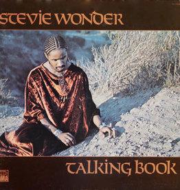 Used Vinyl Stevie Wonder- Talking Book (1977 Reissue)