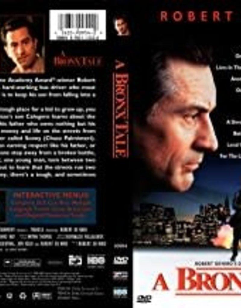 Used DVD A Bronx Tale