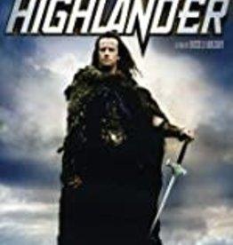 Used DVD Highlander