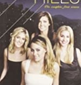 Used DVD The Hills Complete First Season