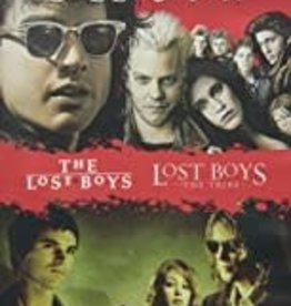 Used DVD Lost Boys/ Lost Boys: The Tribe