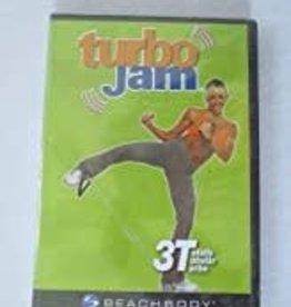 Used DVD Turbo Jam 3T