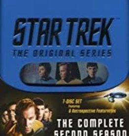 Used DVD Stat Trek Complete Second Season