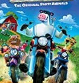 Used DVD Barnyard