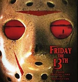 Used DVD Friday The 13th From Crystal Lake To Manhattan