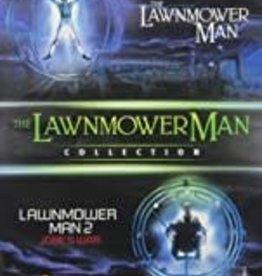 Used DVD Lawnmower Man/ Lawnmower Man 2