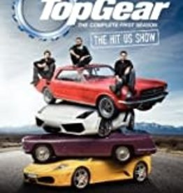 Used DVD Top Gear Complete First Season