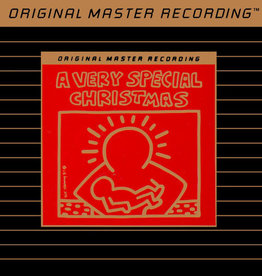 Used CD Various- A Very Special Christmas (MoFi Orginal Master Recording)