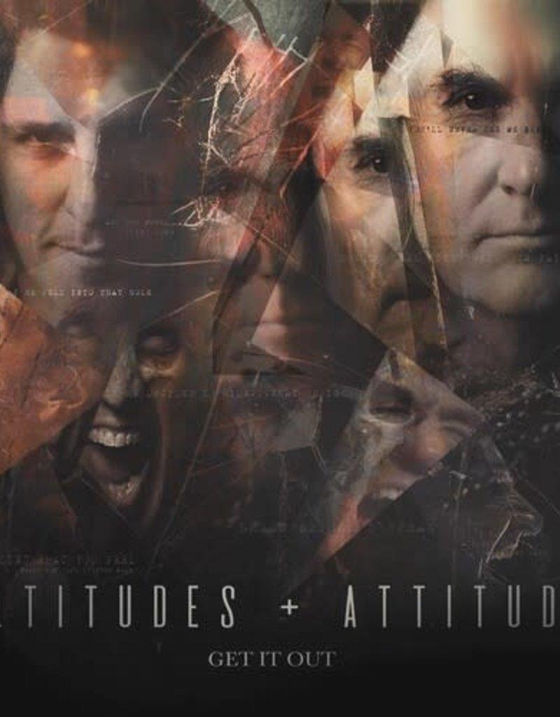 New Vinyl Altitudes & Attitude (Megadeth)- Get It Out