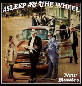 New Vinyl Asleep At The Wheel- New Routes