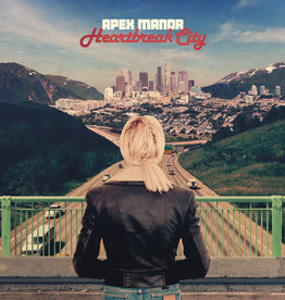 New Vinyl Apex Manor- Heartbreak City