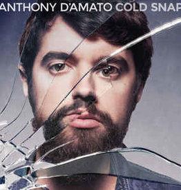 New Vinyl Anthony D'Amato- Cold Snap