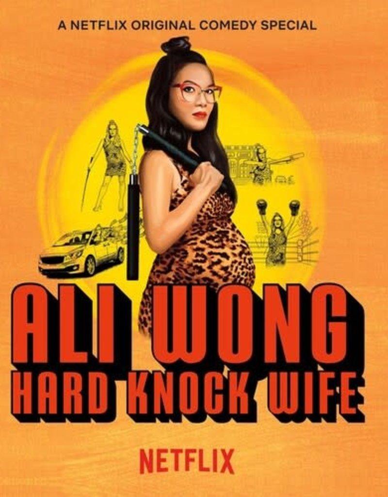 New Vinyl Ali Wong- Hard Knock Wife
