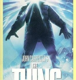Used VHS The Thing