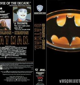 Used VHS Batman