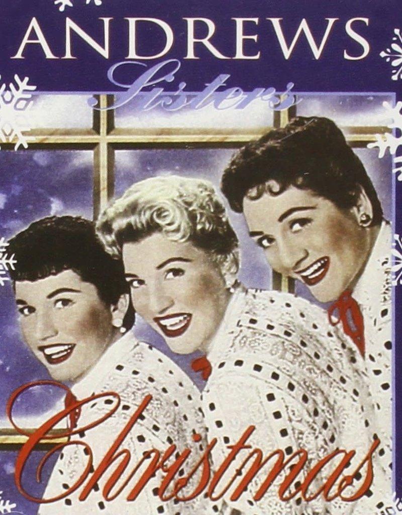 Used CD Andrews Sisters- Christmas