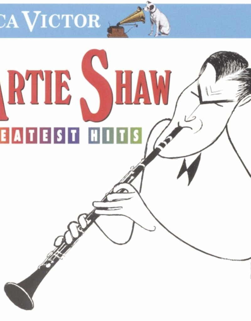 Used CD Artie Shaw- Greatest Hits