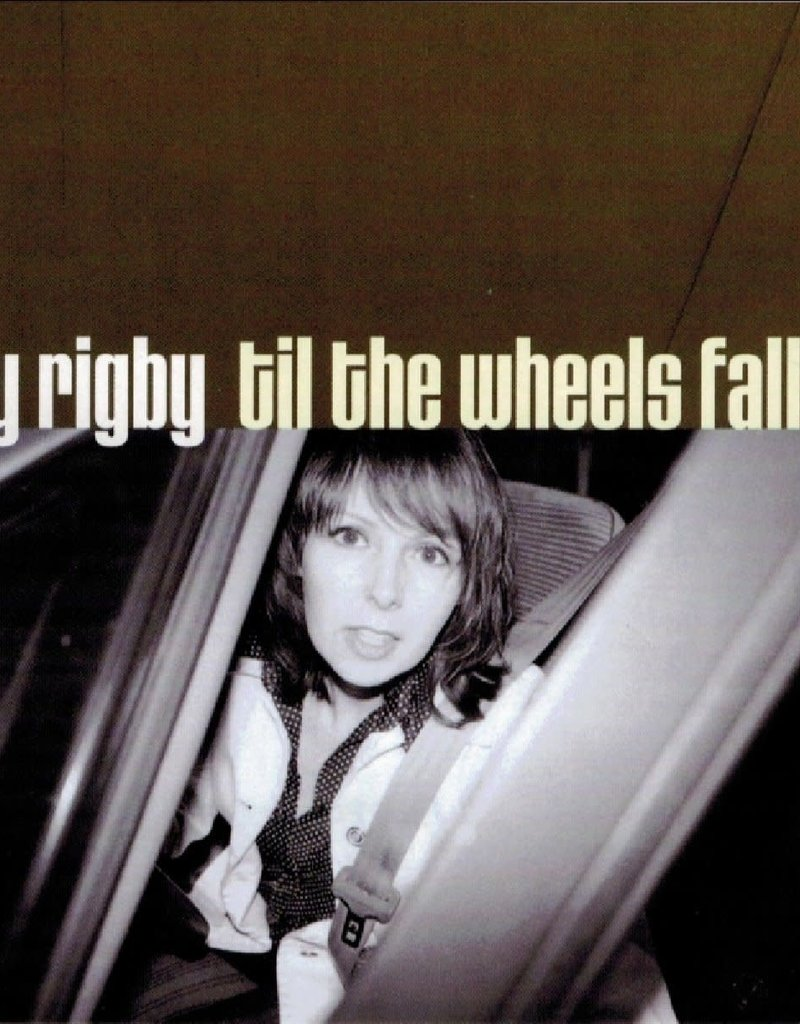 Used CD Amy Rigby- Til The Wheels Fall Off