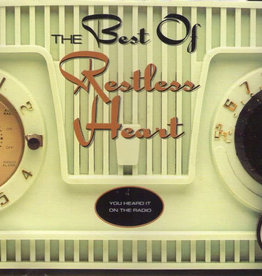 Used CD Restless Heart- The Best Of Restless Heart