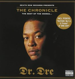 Used CD Dr. Dre- The Chronicle: The Best Of The Works