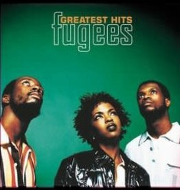Used CD Fugees- Greatest Hits