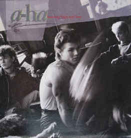 Used Vinyl A-HA- Hunting High And Low