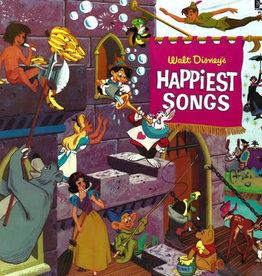 Used Vinyl Various- Walt Disney's Happiest Songs