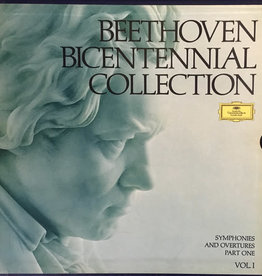 Used Vinyl Beethoven- Symphonies And Overtures Part One