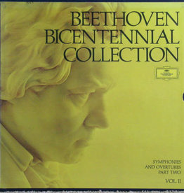 Used Vinyl Beethoven- Symphonies And Overtures Part Two (SEALED)