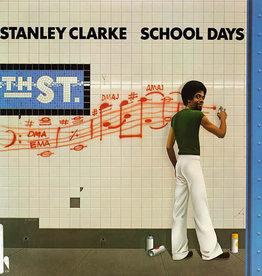 Used Vinyl Stanley Clarke- School Days