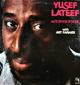 Used Vinyl Yusef Lateef- Autophysiopsychic