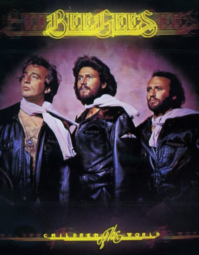 Used Vinyl Bee Gees- Children Of The World