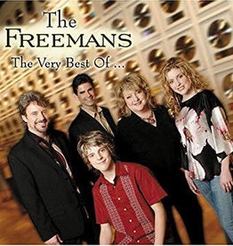 Used CD The Freemans- The Very Best Of... And More