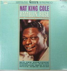 Used Vinyl Nat King Cole- Ramblin' Rose