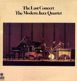 Used Vinyl The Modern Jazz Quartet- The Last Concert