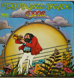 Used Vinyl Various- Toyota Jazz Parade: Dixie/ Rock