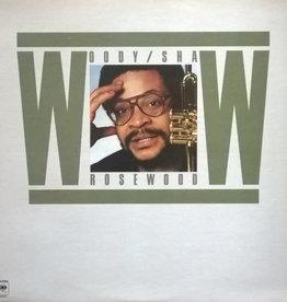 Used Vinyl Woody Shaw- Rosewood