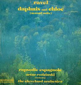 Used Vinyl Ravel- Daphnis And Chloe (Second Suite) (Artur Rodzinski Conducting)
