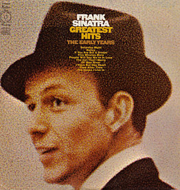 Used Vinyl Frank Sinatra- Greatest Hits: The Early Years