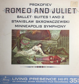 Used Vinyl Prokofiev- Romeo And Juliet (Stanislaw Skrowaczewski Composing)