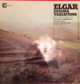 Used Vinyl Elgar- Enigma Variations (Sir John Barbirolli Conducting)