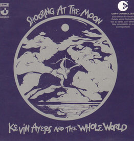 Used CD Kevin Ayers And The Whole World- Shooting At The Moon