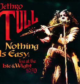 Used CD Jethro Tull- Nothing Is Easy: Live At The Isle Of Wight 1970