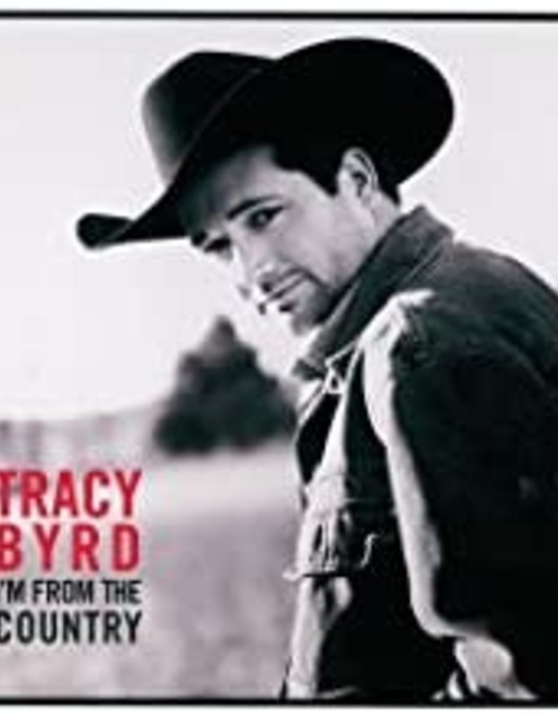 Used CD Tracy Byrd- I'm From The Country